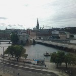 Seeing Stockholm On Water