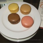 Welcomed With French Macarons