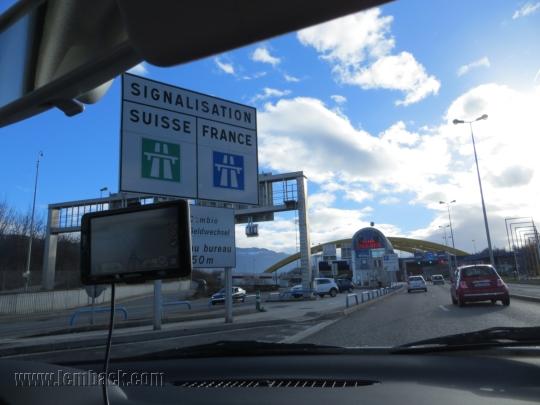 Geneva motorway