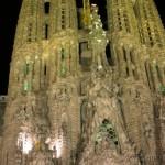 La Sagrada Familia Up Close