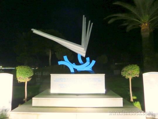 Memorial Stele 2
