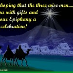 A Joyous Epiphany To All!