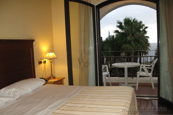 Grand Hotel Baia Verde double room