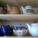 Her Teapot Collection
