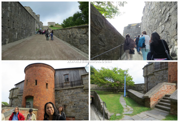 At Carlsten Fortress