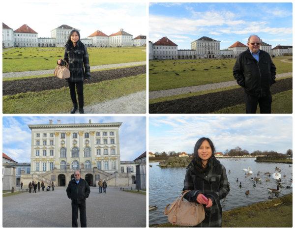 Around Nymphenburg Palace and Park