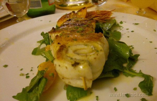 Sicilian fish dish