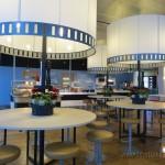 Airport Lounge: SAS Business Class