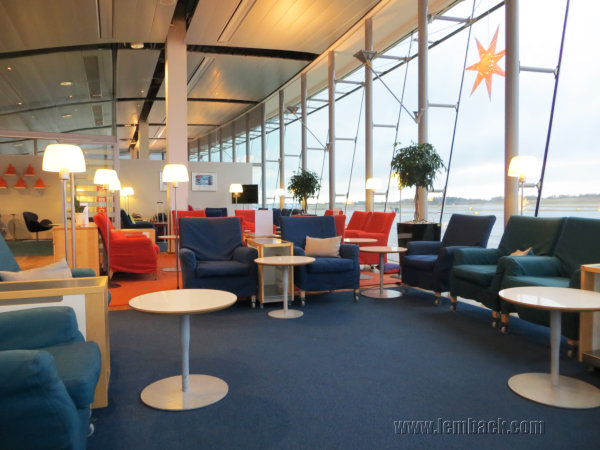 SAS Business Lounge 2