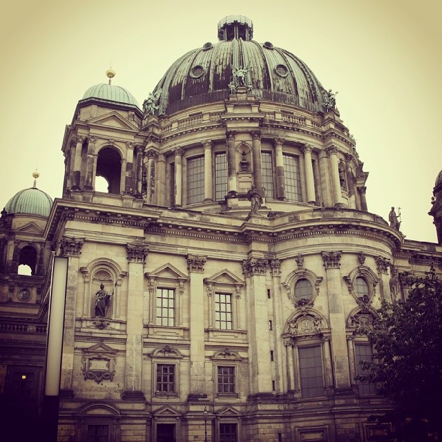 The magnificent Berliner Dome (Berlin Cathedral). #travel #Europe #Germany #Berlin #travelphoto