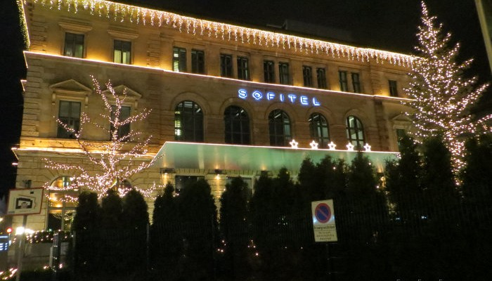 The So-French Sofitel Munich Bayerpost Hotel