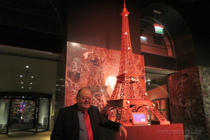 Sofitel Hotel Eiffel Tower