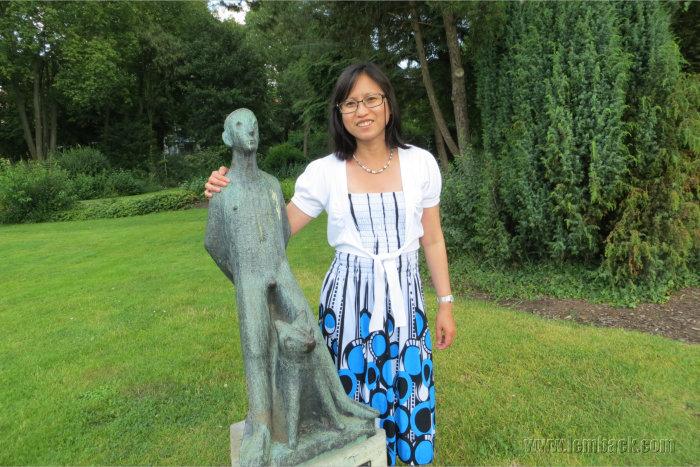In the park - Hameln