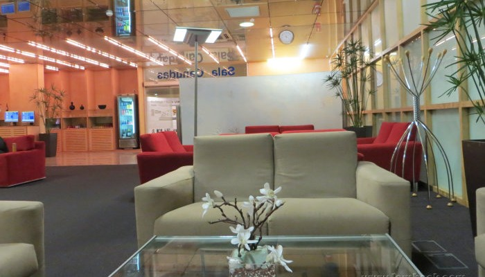Airport Lounge: Sala VIP Canudas, Barcelona Airport