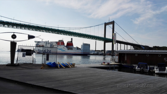 Klippan harbour