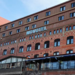 The Novotel Hotel Goteborg And What You See Around