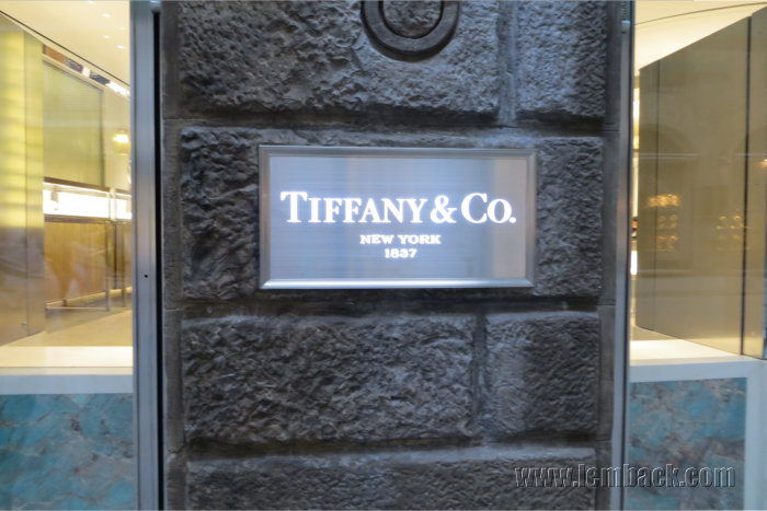 Tiffany & Co in Florence