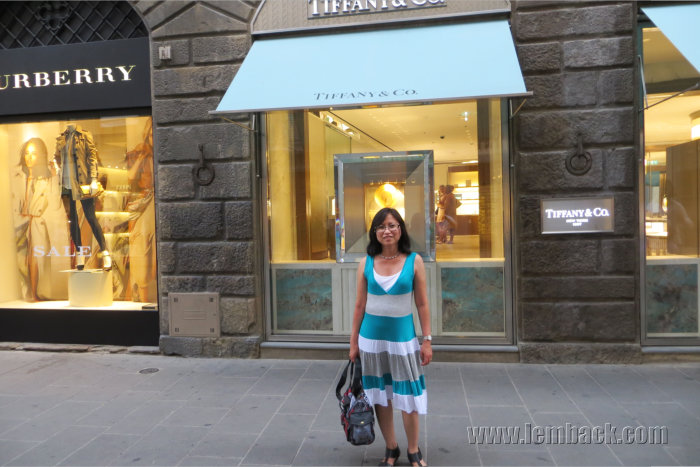 Tiffany & Co. Florence