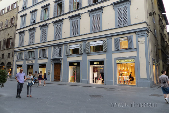More shopping - Florence