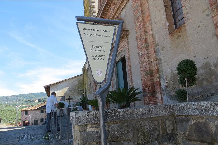 Leonardo's Baptistry Vinci