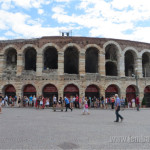 Verona: Hanging Around Piazza Bra With A View