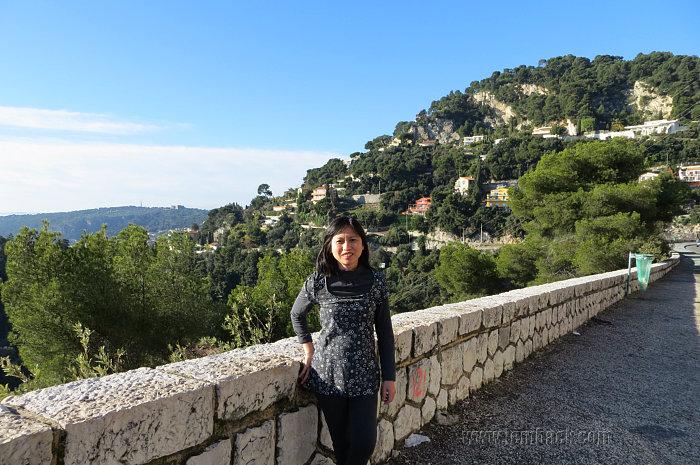Nice-Monaco view