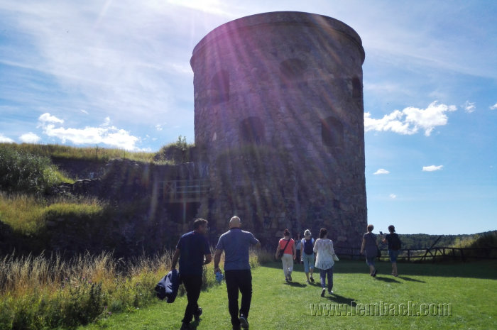 Bohus Fortress tour