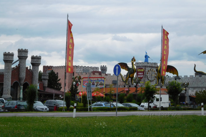 excalibur city adresse